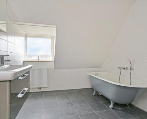 Badkamer installatie Friesland