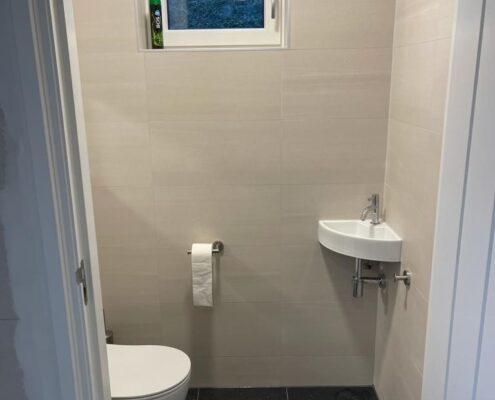 Toilet installatie Friesland