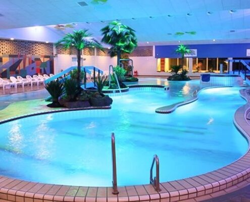 Zwembad installaties